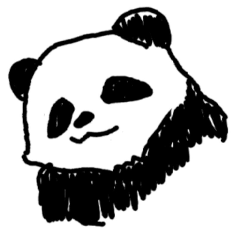 パンダの中のパンダ